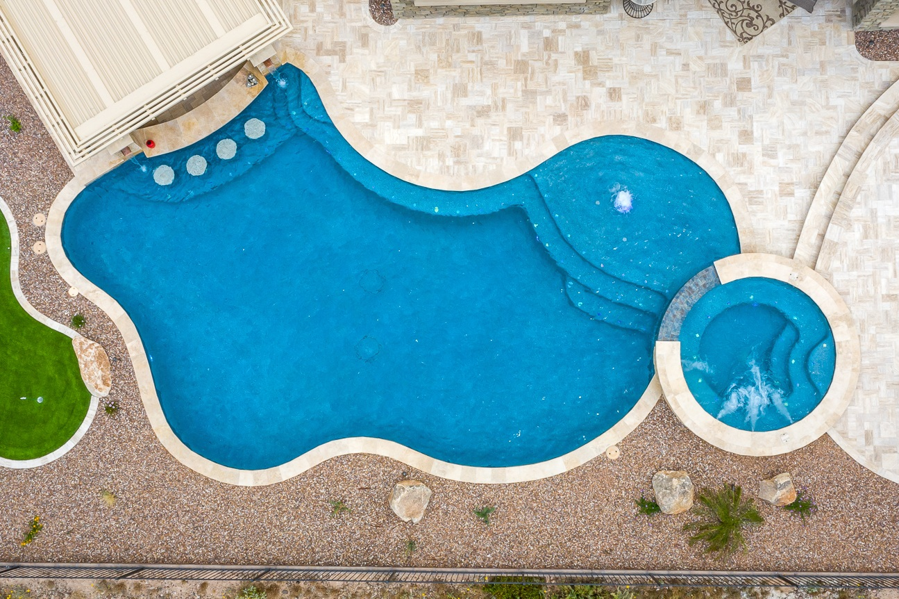 Largest Pool Builder in Phoenix & Tucson: Presidential Pools, Spas ...
