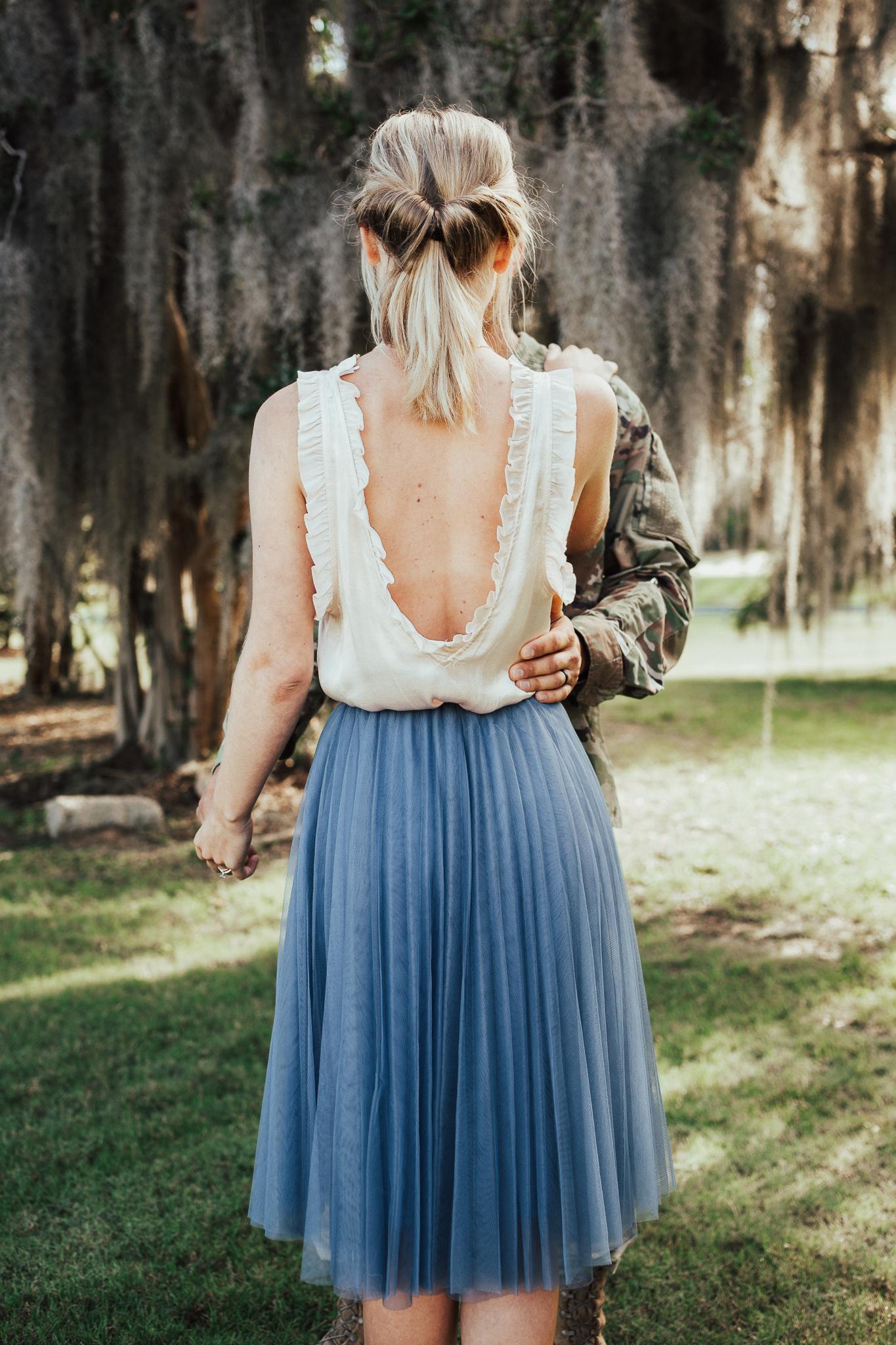 Brittany Martorella | Fort Benning Engagement Photographer