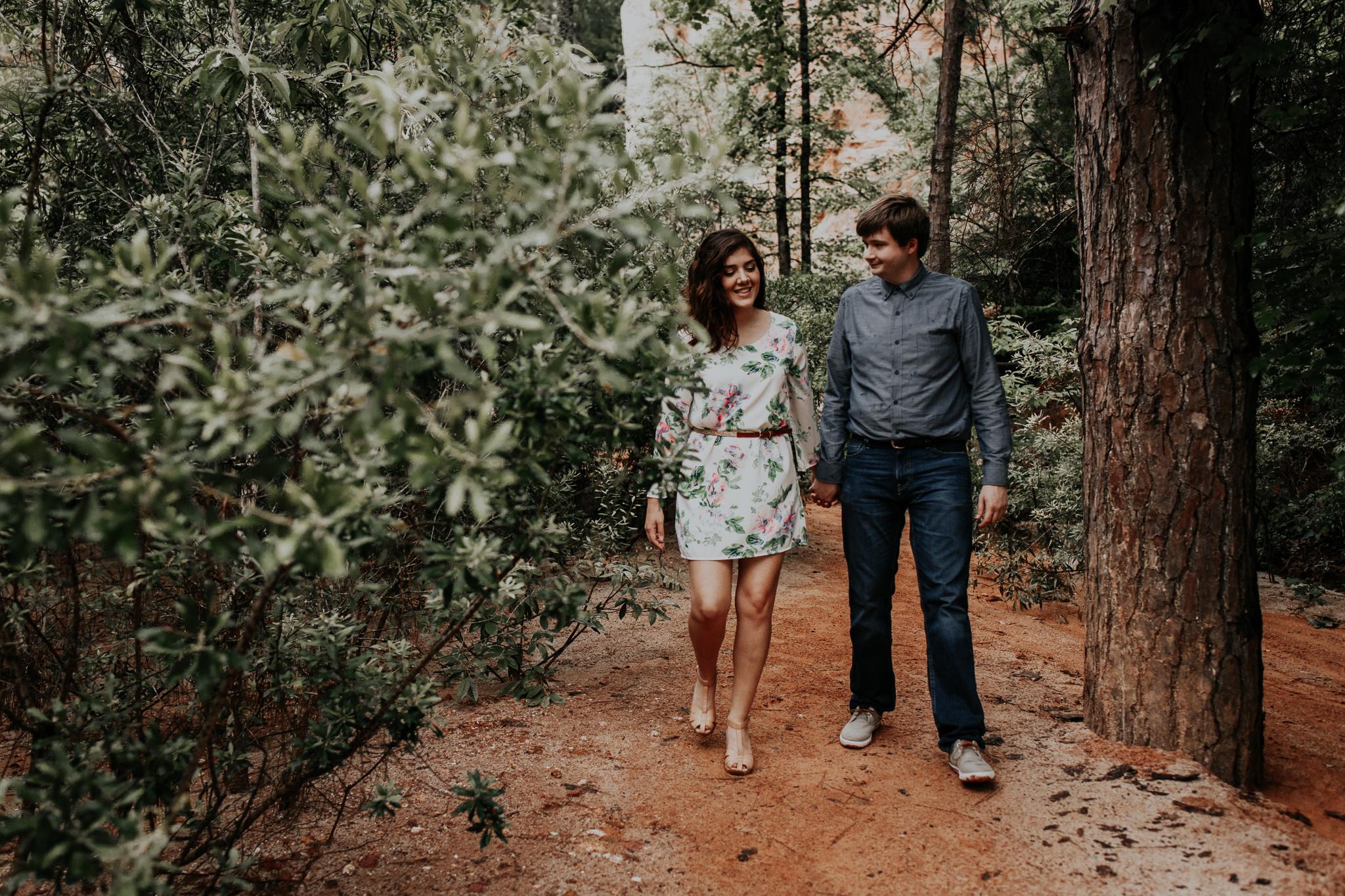 Columbus Georgia & Fort Benning Engagement Photographer