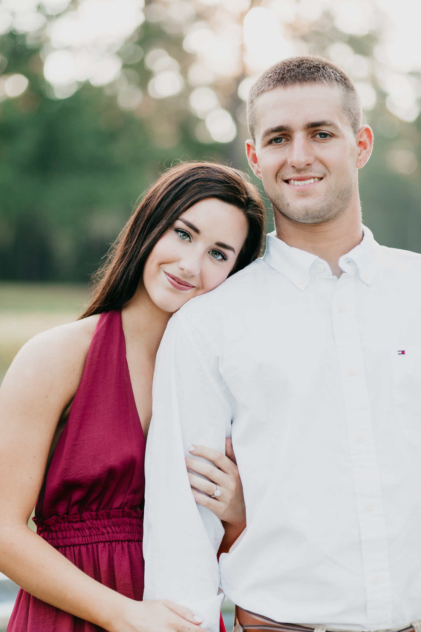 Brittany Martorella Photography | Columbus Georgia Engagement Session | Olivia & Tyler