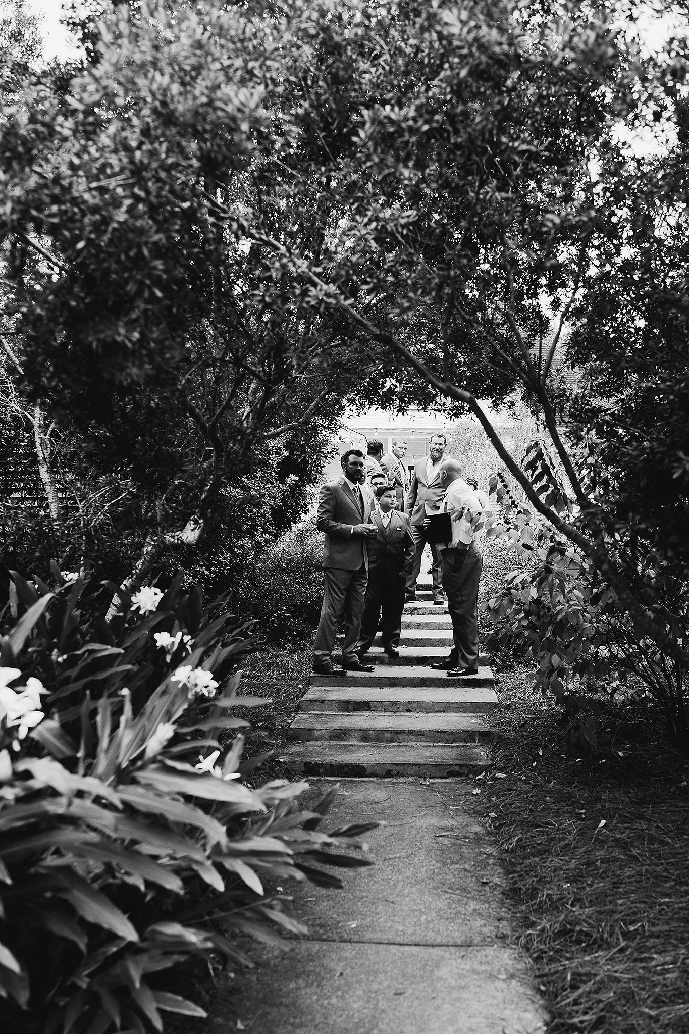 Columbus Georgia Botanical Garden Wedding