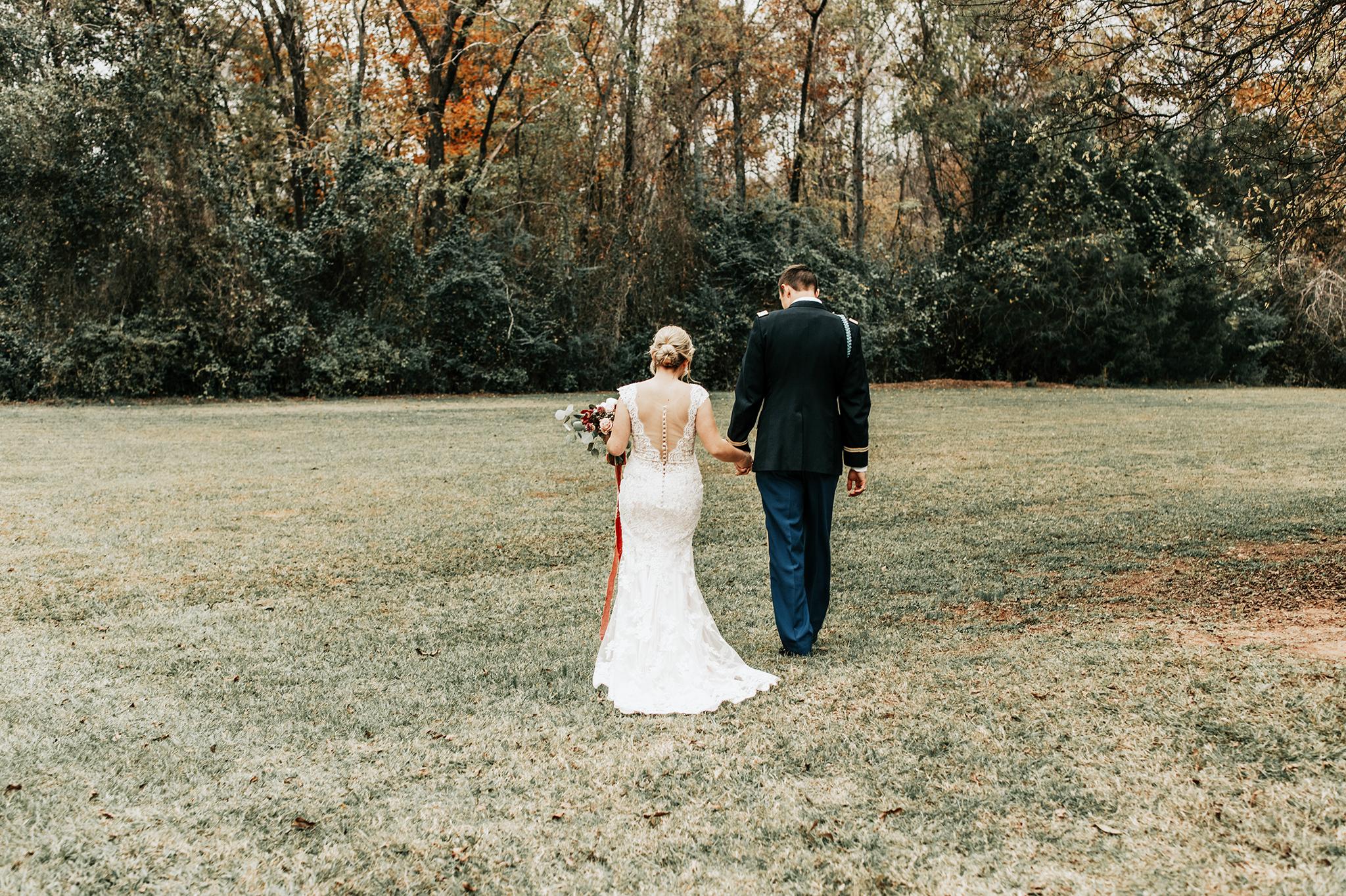 Brittany Martorella Photography - Hoody Hudson Farm, Cataula - Winter Wedding - Columbus, Georgia
