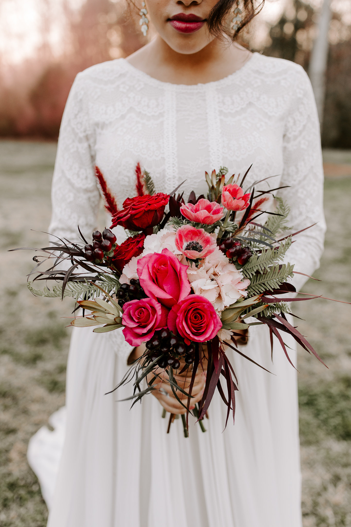 Columbus Georgia Elopement Styled Shoot