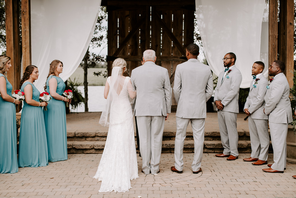 Kaitlyn + JD Oakhurst Farm Wedding