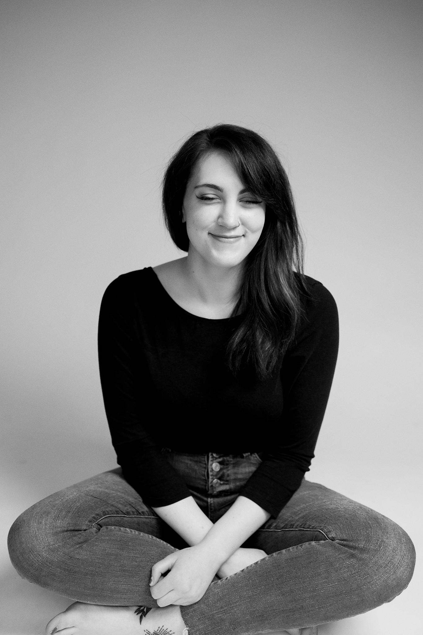 Olympia Washington Boudoir Portrait Photographer - Brittany Martorella