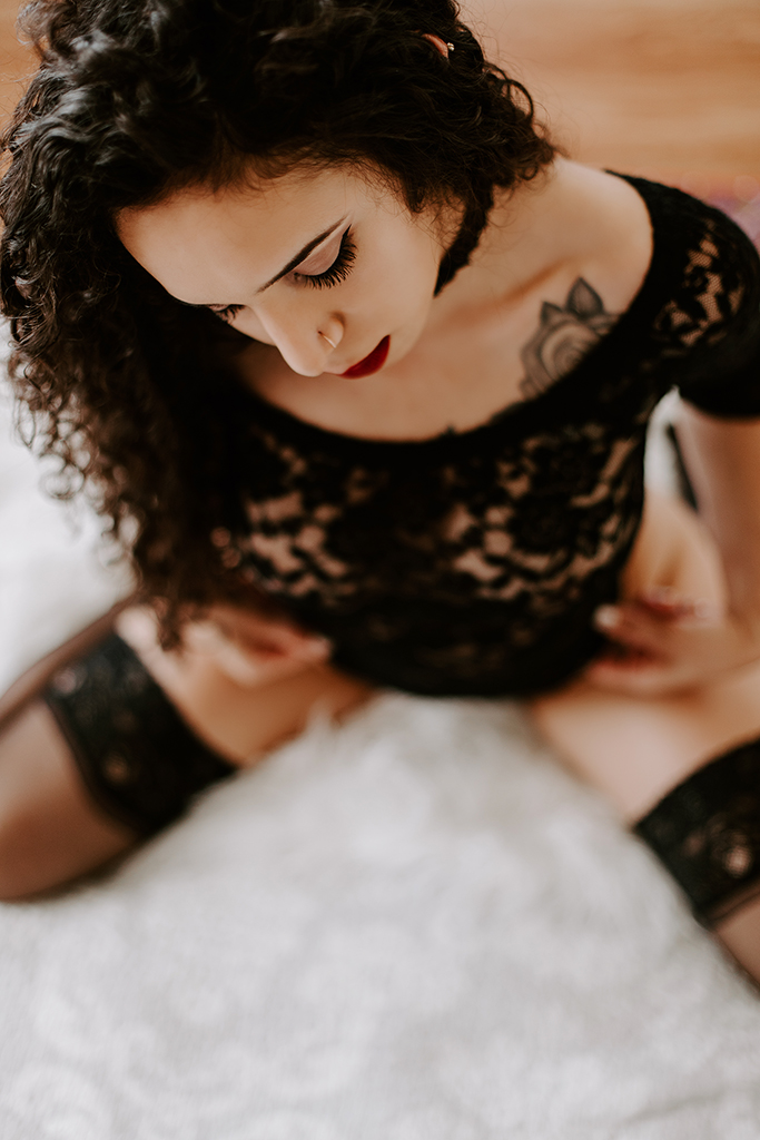 Brittany Martorella Boudoir Photographer Miss A