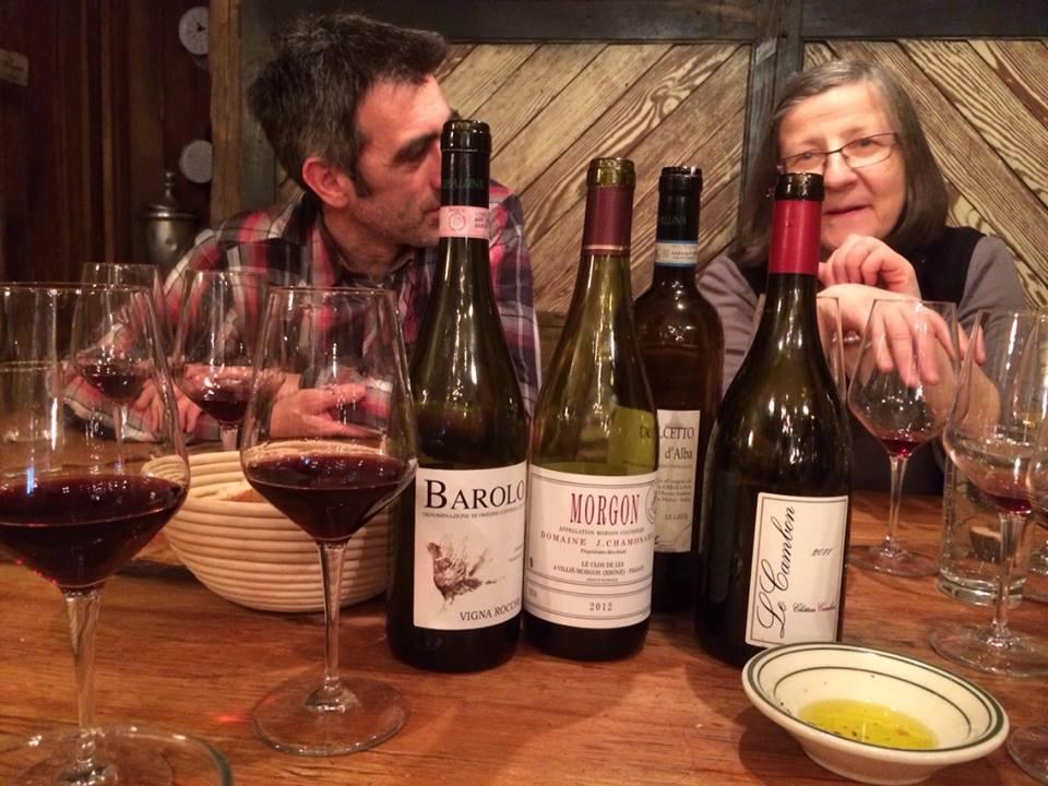Andrea Oberto & Geneviève Chanudet
