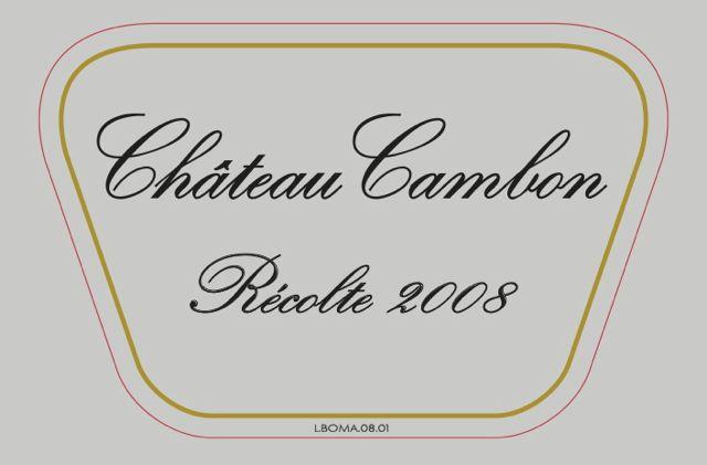 CHATEAU Cambon: Beaujolais