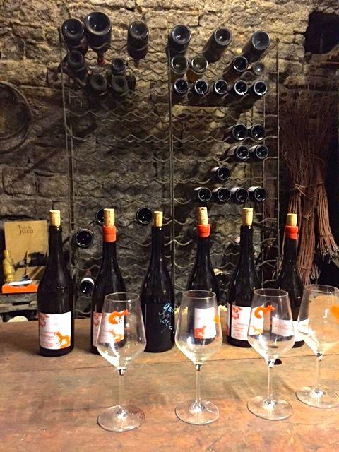 BORNARD in Cellar bottles.jpg