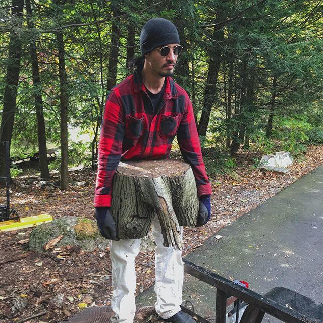 New trunks, who dis?  Harvest season in New England! 📸 @labouroflust