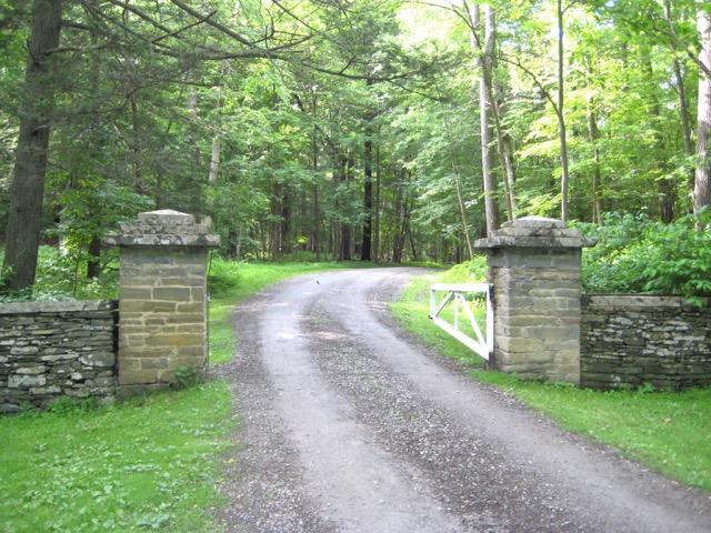 Original Entrance to Clermont