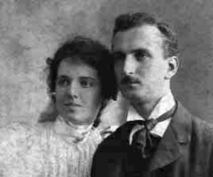 Edith and Ernesto Fabbri