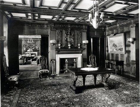Rose Terrace Interior