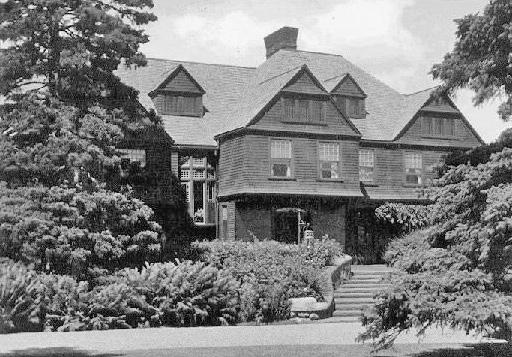 Point d'Acadie, the George Vanderbilt Cottage in Bar Harbor