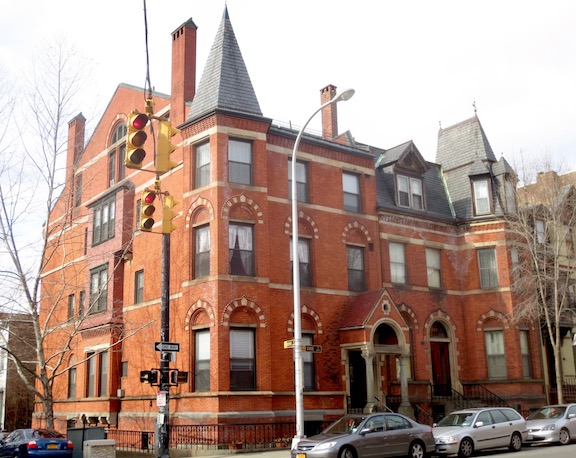 298-300 State Street, designed by Russel Sturgis