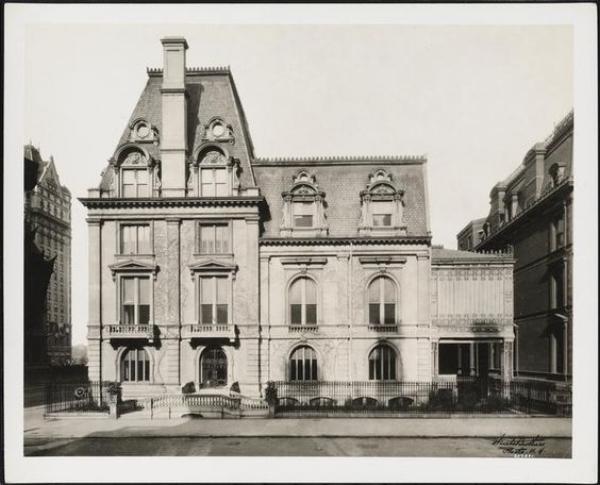 Mrs. Paran Stevens House