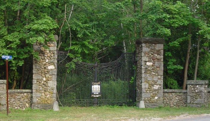 The Gates today