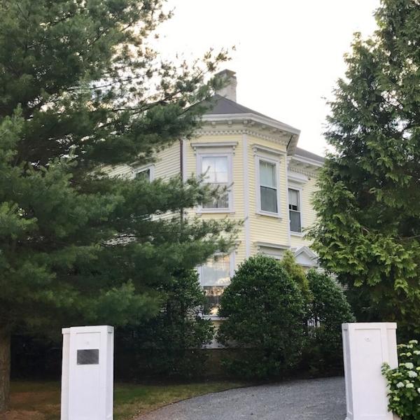Elm Lodge, built before 1876
