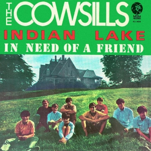 A Cowsill Family Album Cover showing Halidon Hill in the background