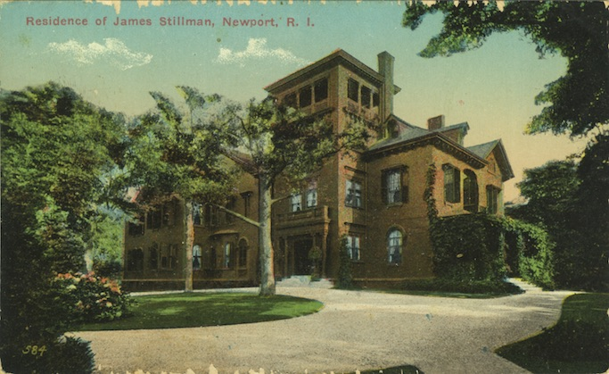 Oaklawn showing the Stillman additions