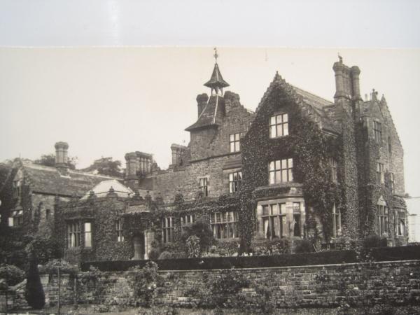 Little Onn Hall