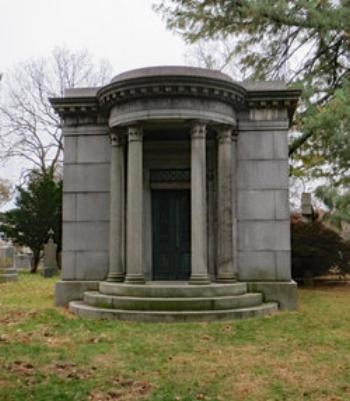 The Ward Mausoleum