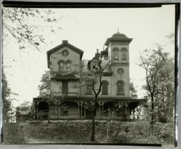 The Wheelock Mansion