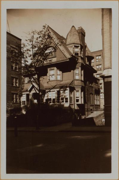 467 West 156th st. photo: MCNY archives