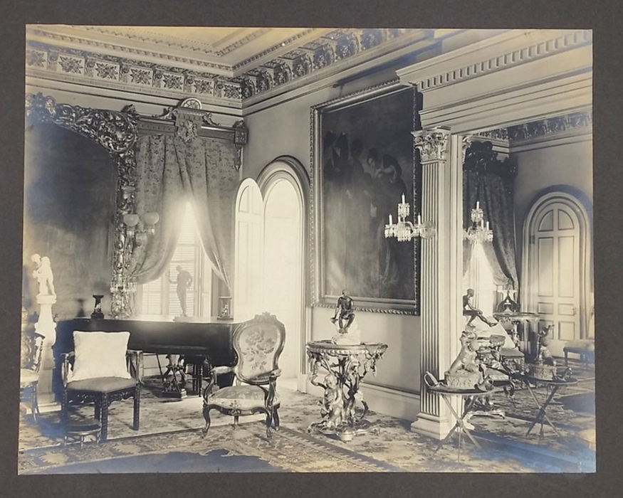 Sean mansion interior