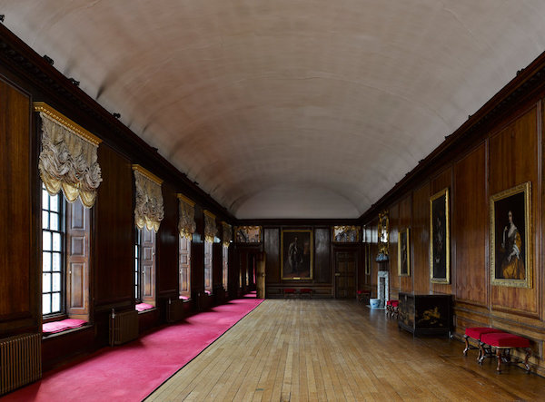 The Queens Gallery at Kensington Palace