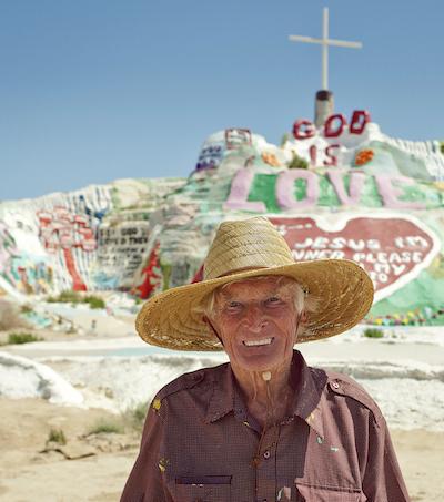 Leonard Knight photo:http://www.salvationmountain.us