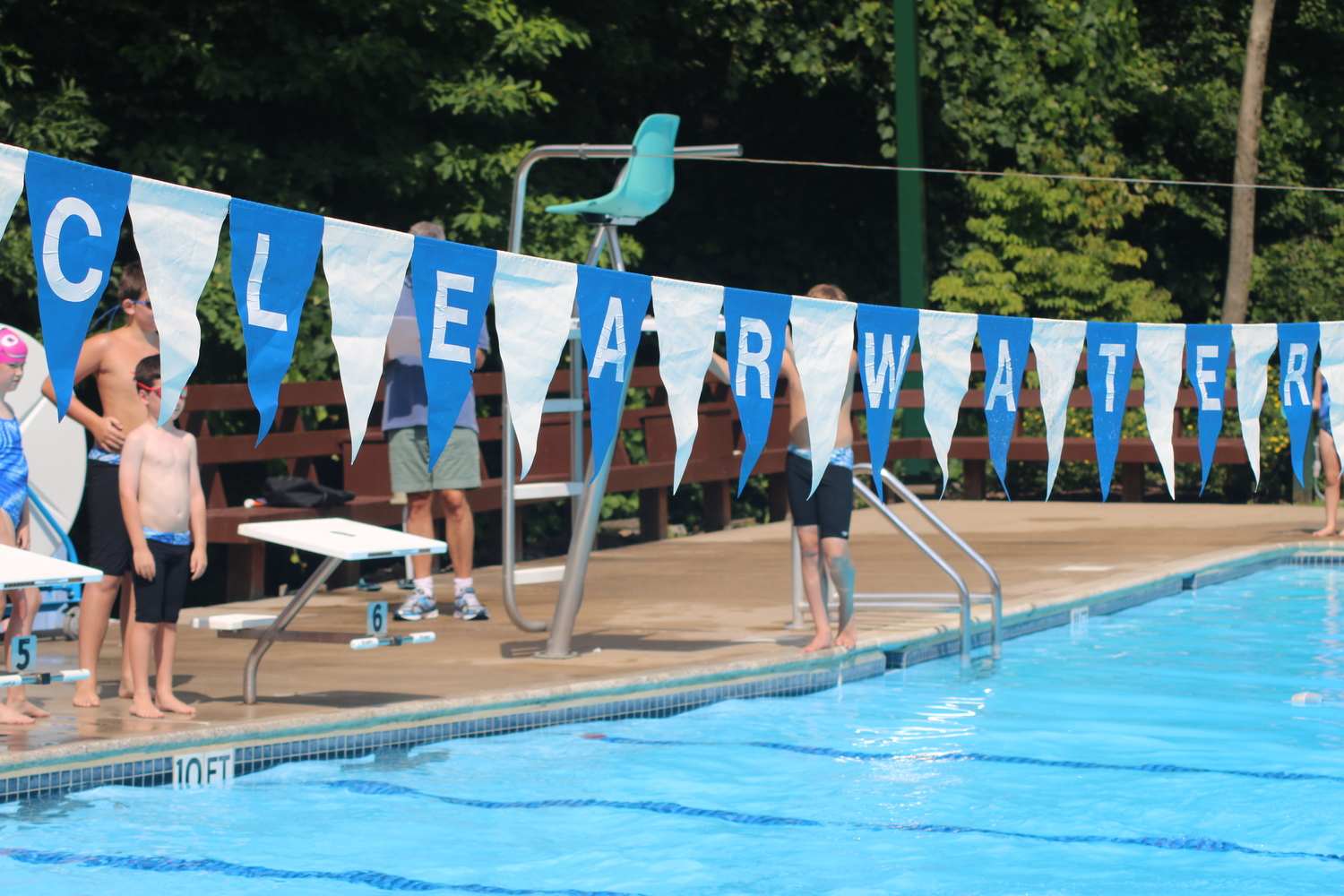 Clearwater Swim Club