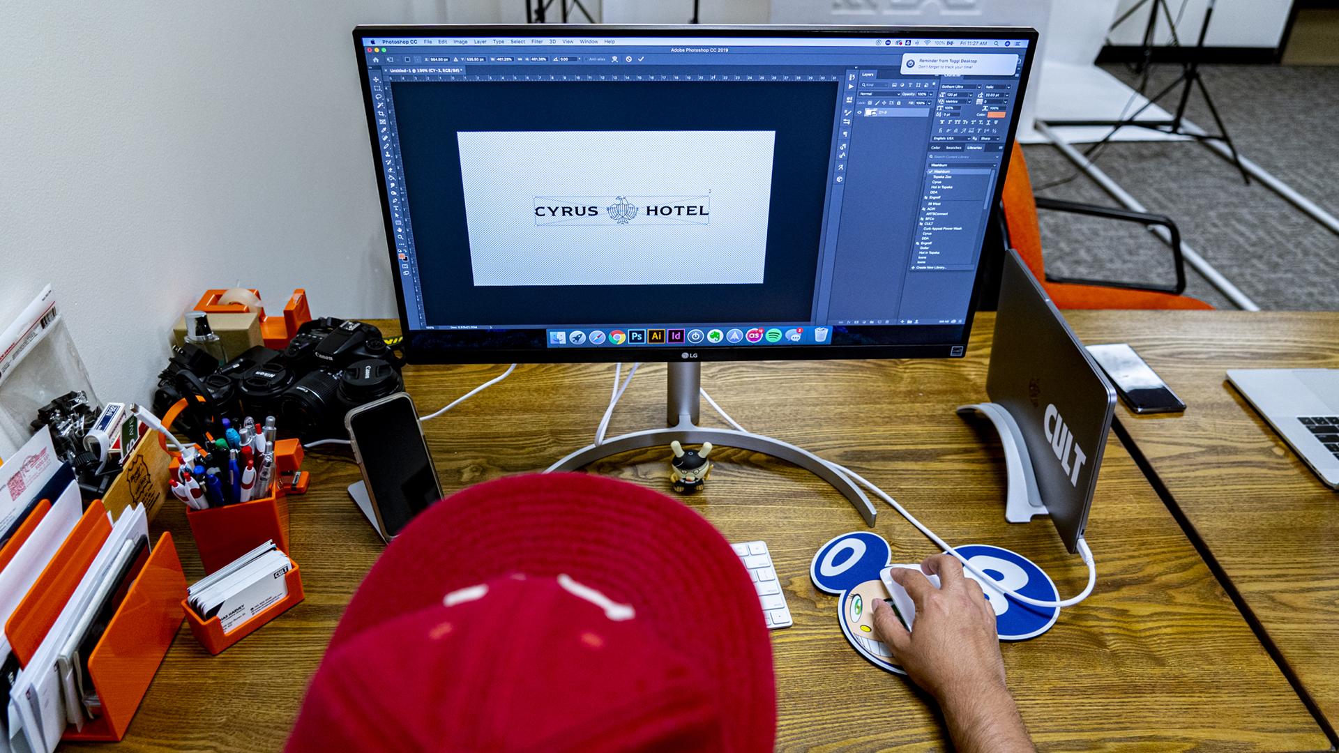 design & develop - Print | Digital | Website | +More