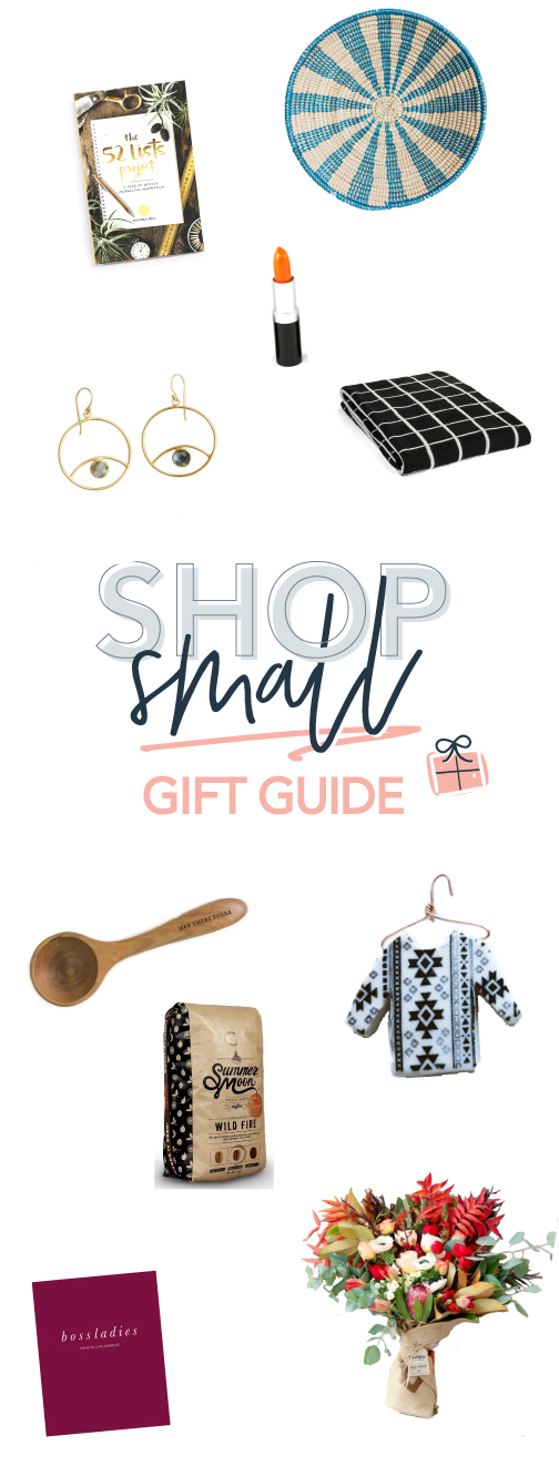 Shop Small Holiday Gift Guide