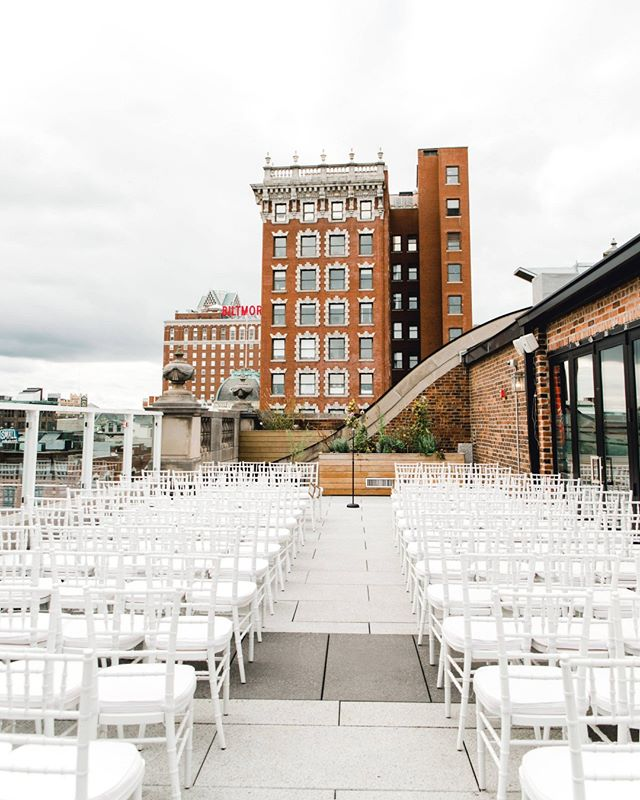 Here's a photo before the big day... you can almost feel the anticipation! Photography courtesy of Danyel Stapleton Photography.  #providence #rhodeisland #ballroom #weddings #specialevents #providencewedding #rhodeislandwedding