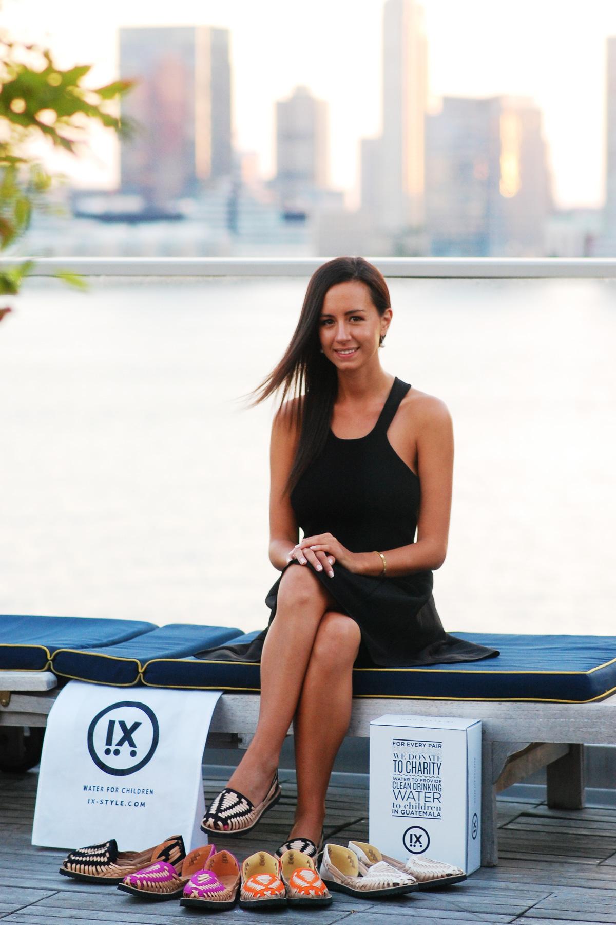 Francesca Kennedy CEO of IX Style