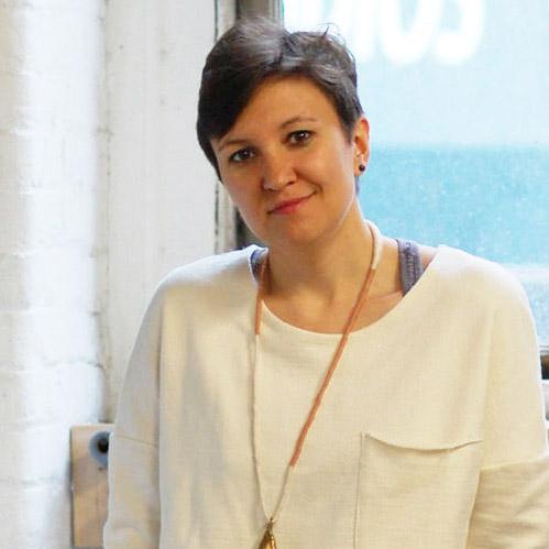 Tara St. James, Founder and Designer of Study NY