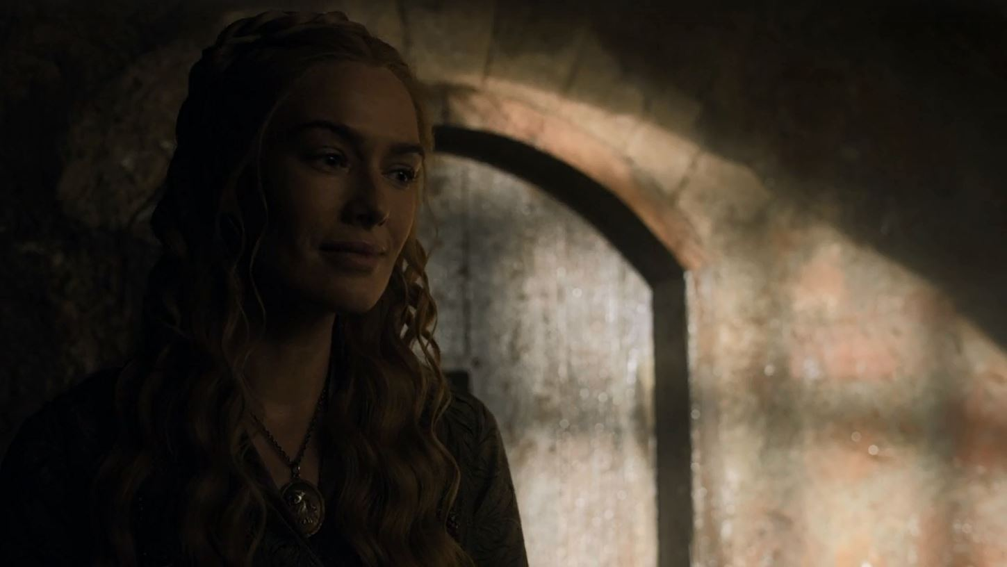 """""""I do hope you change your mind about that. I've been told men often go mad in the black cells beneath the Red Keep, though I suppose your isolation will end when your trial begins."""""""