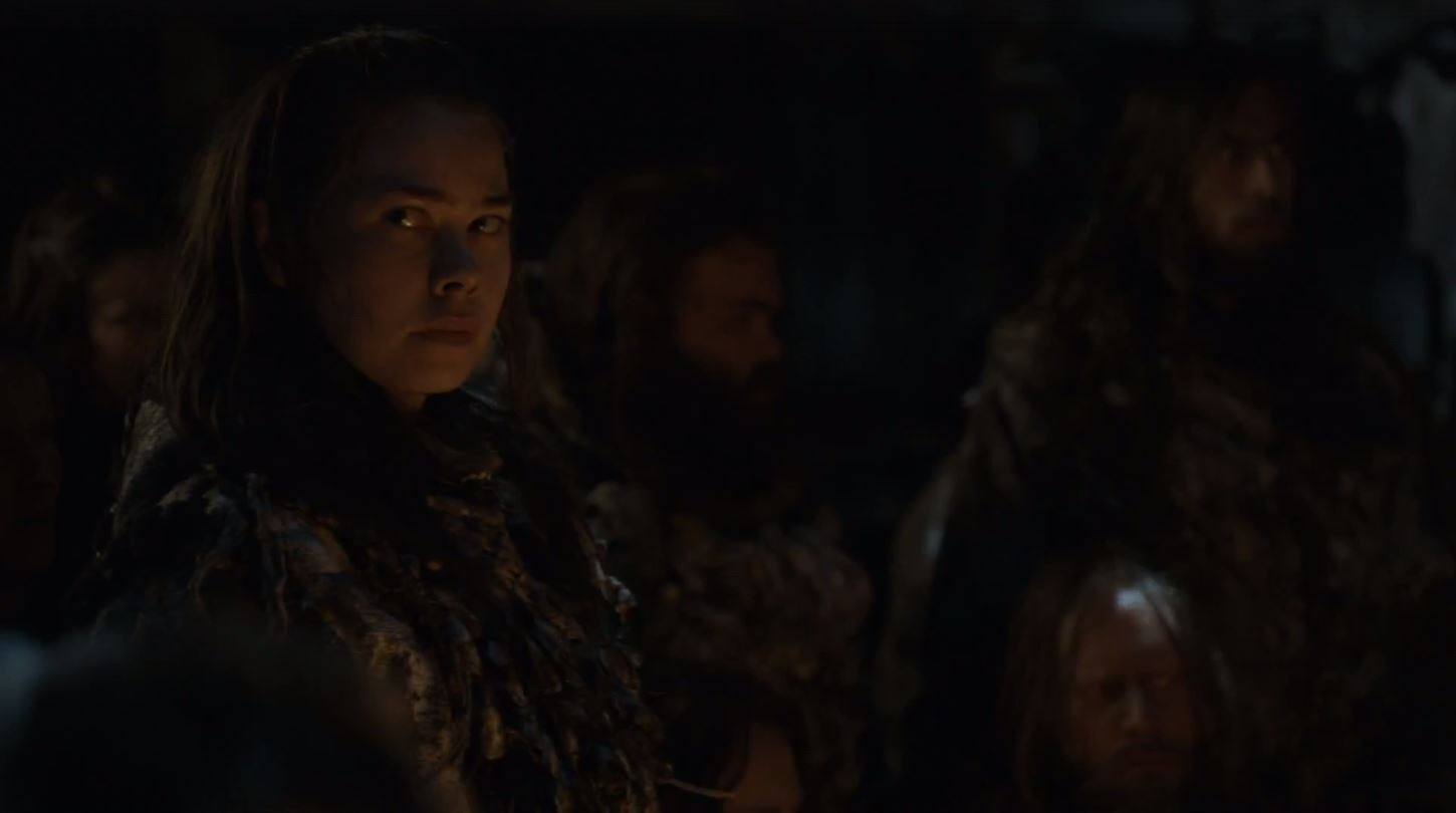 """""""You vouch for this man, Tormund?"""""""