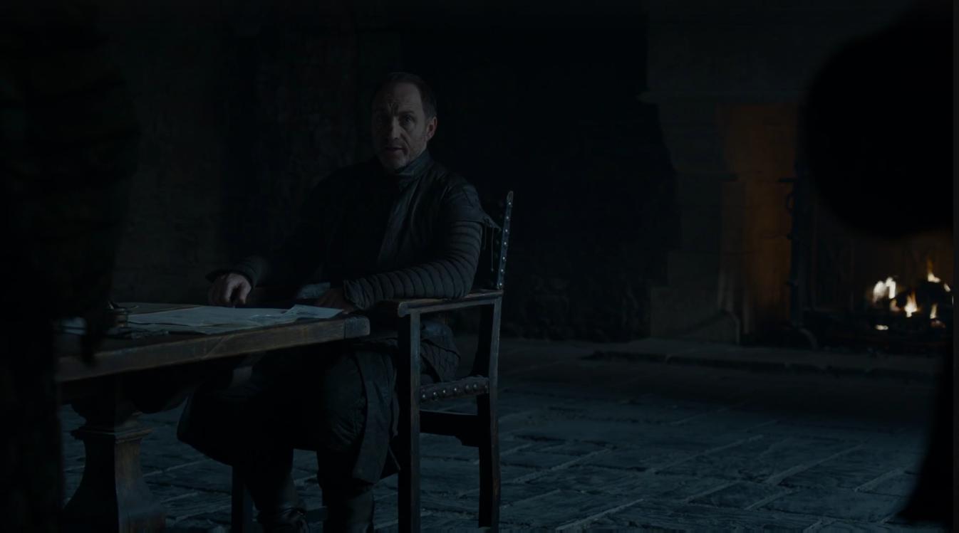 """I didn't think Lady Sansa killed them all by herself."""
