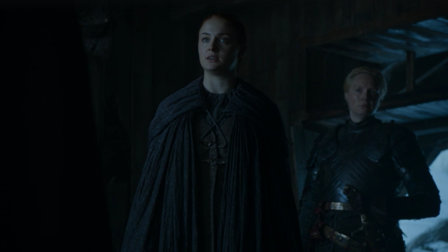 """You said you would protect me."""