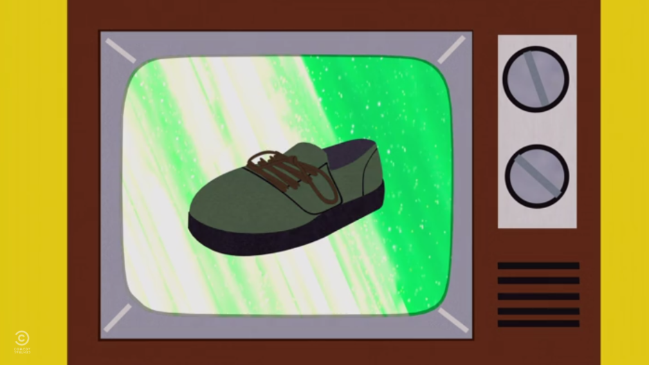 Couldn't help but work in some  South Park Chinpokomon ! No one wanted that Shoe, either.