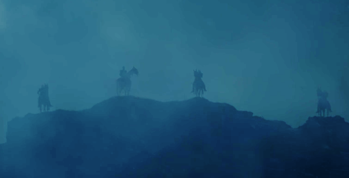 White Walkers, seen again after some 8,000 years, in   Hardhome  (S5E8)