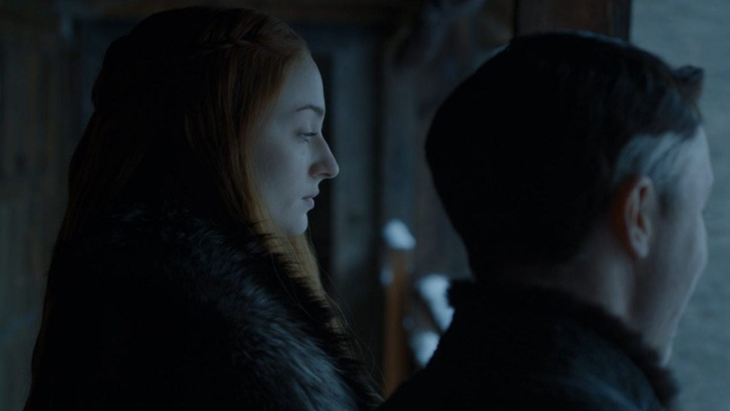 """""""What do you want, Lord Baelish?"""""""
