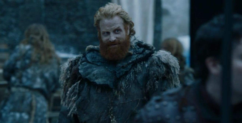 Game of Thrones Recap Season 7 Episode 1 Dragonstone Tormund Wildling Eyes