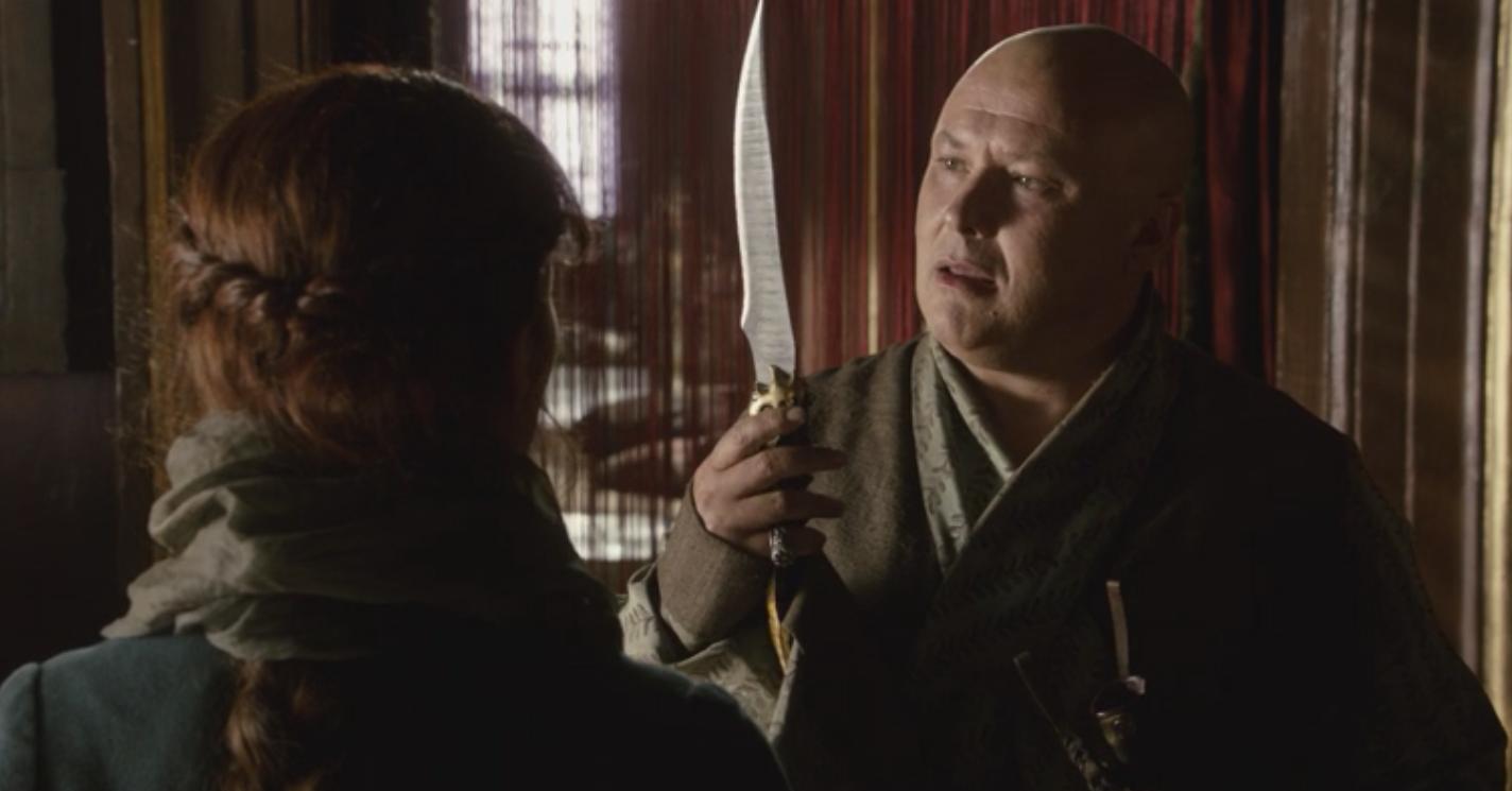 Game of Thrones Recap Season 7 Episode 1 Dragonstone Varys Dagger