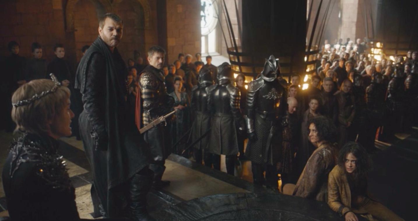 Game of Thrones Recap Season 7 Episode 3 The Queen's Justice King's Landing