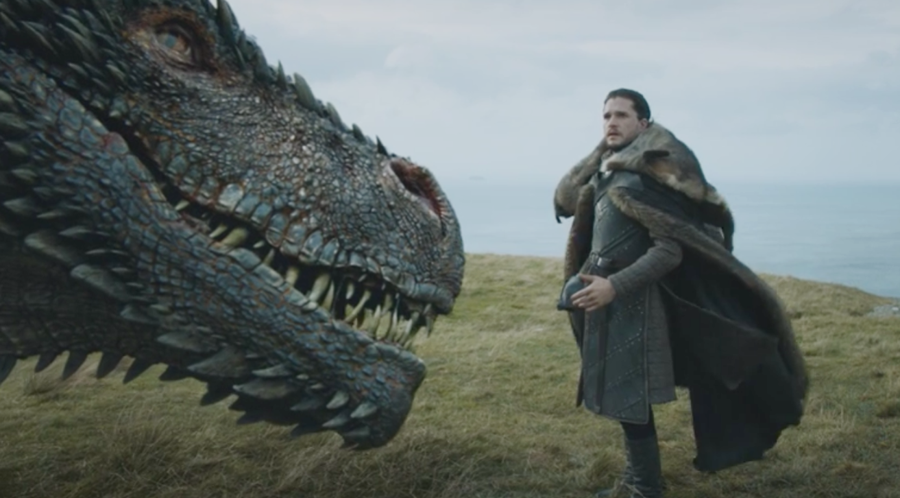 Game of Thrones Recap Season 7 Episode 5 Eastwatch Dragonstone Jon Drogon