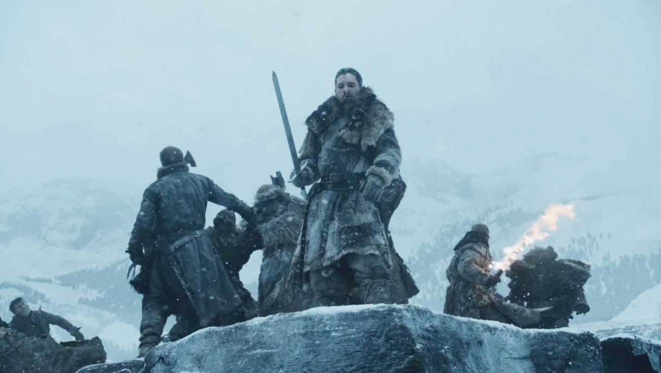 Game of Thrones Recap Season 7 Episode 6 Beyond the Wall Cover