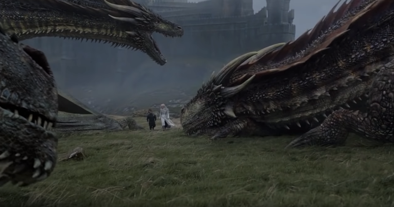 No one in Westeros should be prepared for these dragons, Big Crossbow be damned